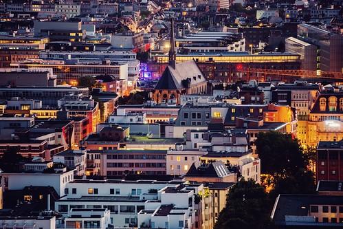 köln cologne city night nacht sel55210 sony a6000 exposure triangle