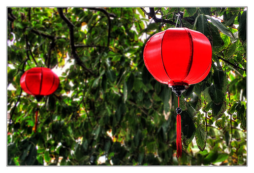 Hội An VN - Chinese lantern 04 | by Daniel Mennerich