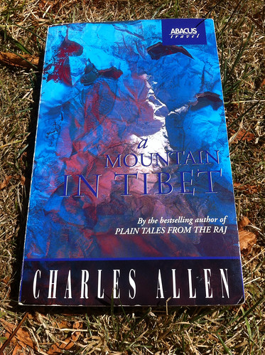A Mountain in Tibet - Charles Allen | by Mary Loosemore