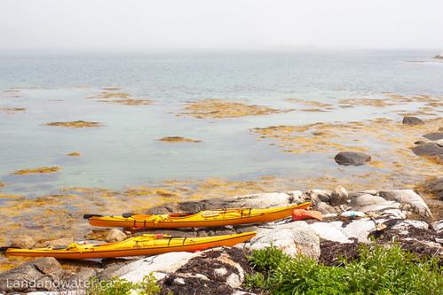 Kayaking in Prospect   by Landandwater.ca