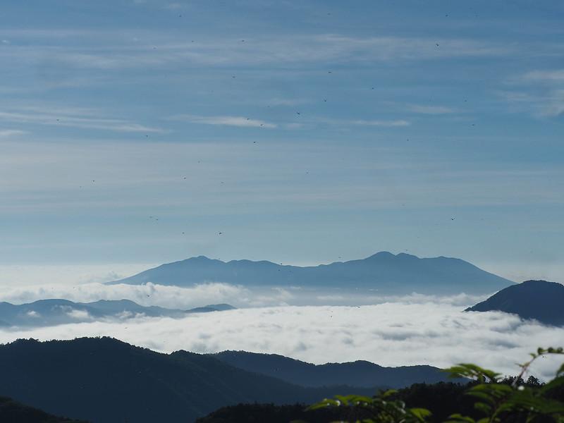 田代山からの那須岳