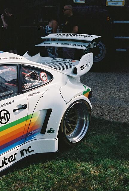 RWB Porsche - Players Classic
