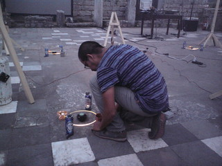 Fernando Godoy performing Concierto Orientado a Objetos