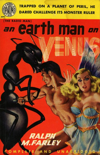 Avon Books 286 - Ralph M. Farley - An Earth Man on Venus