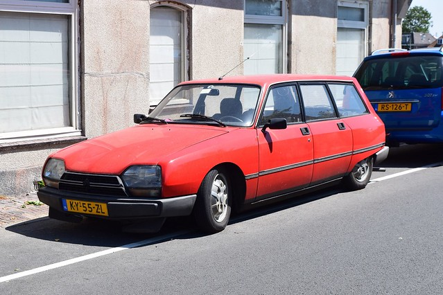 Citroën GSA Break Club 1984