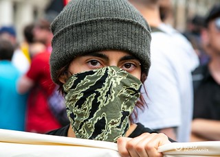 Anti-Fa Demo July 18 | by The Burly Photographer