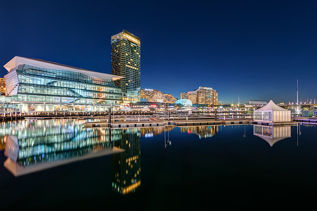 Next: New Darling Harbour