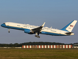 United States Air Force | Boeing C-32A | 09-0016 | by MTV Aviation Photography