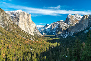 Yosemite NP Snow! Fine Art Yosemite National Park Winter Snow Landscape Photography! El Capitan Half Dome! Sony A7R II Mirrorless & Carl Zeiss Vario-Tessar T* FE 16-35mm f/4 ZA OSS Lens SEL1635Z! Scenic Yosemite California Winter! | by 45SURF Hero's Odyssey Mythology Landscapes & Godde