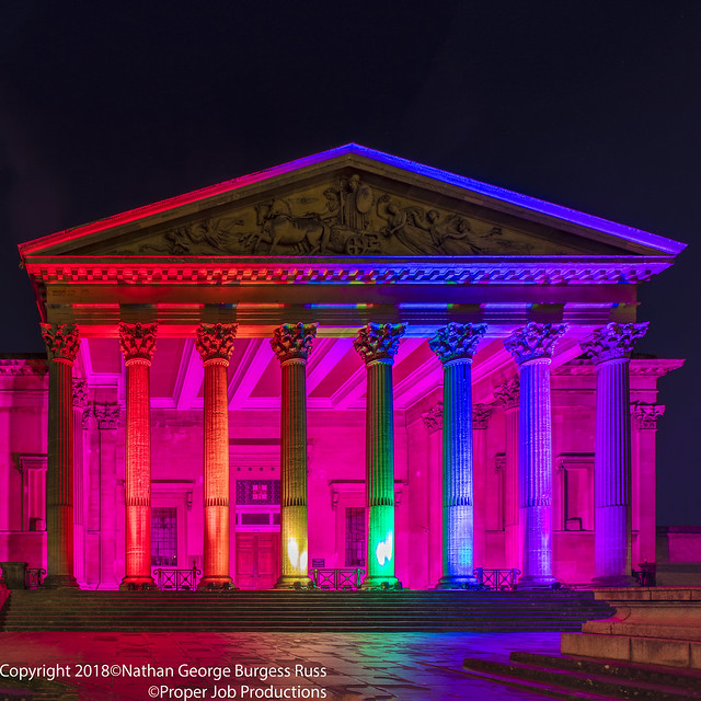 The Victoria Rooms LGBTQ+ Pride