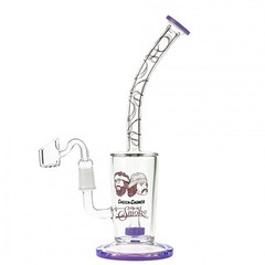 Cheech & Chong?s Mowie Wowie Glass Dab Rig | 10 Inch