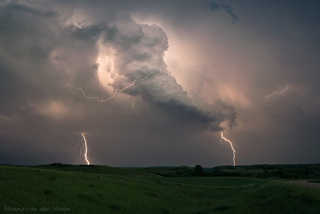Dakota Thunderstorm