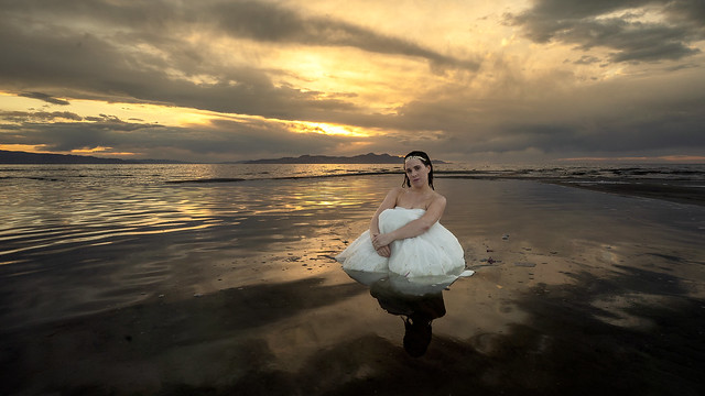 The Beauty of the Great Salt Lake