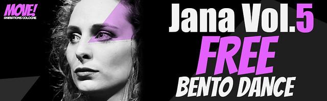 NEW FREE BENTO GIRLS DANCE from