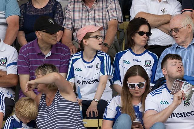 Monaghan Supporters in Navan.