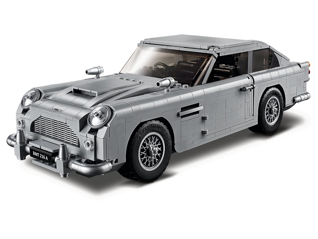 Lego Creator Expert James Bond Aston Martin Db5 10262 Flickr
