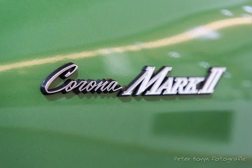 Toyota Corona Mk2 - 1974