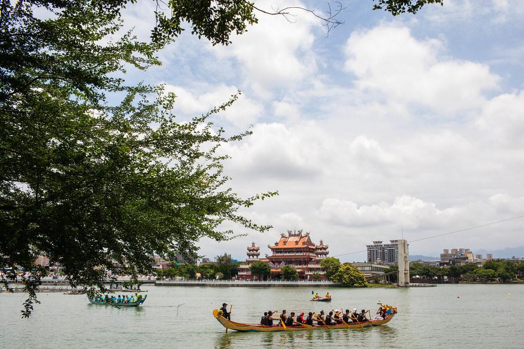 2018.6.17_台灣:桃園.龍潭觀光大池