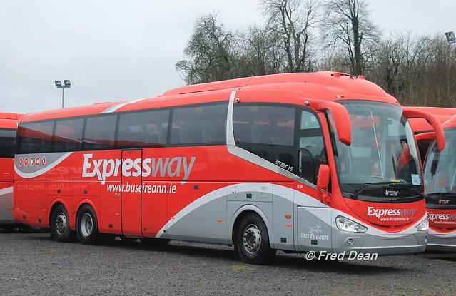 Bus Eireann SE40 (151D4658).