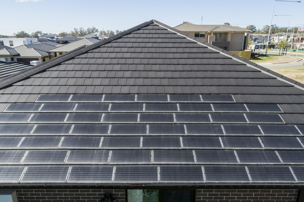 Bristile Solar Roof Tiles - Mirvac Project, Gledswood NSW (15)