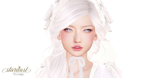 .Stardust's delicate blush at Blush - June 28th.   by Jasmine Stardust