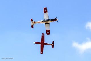 Israeli Air Force Aerobatic Team © Nir Ben-Yosef (xnir) | by xnir