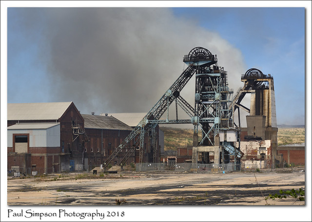 Hatfield Colliery, South Yorkshire
