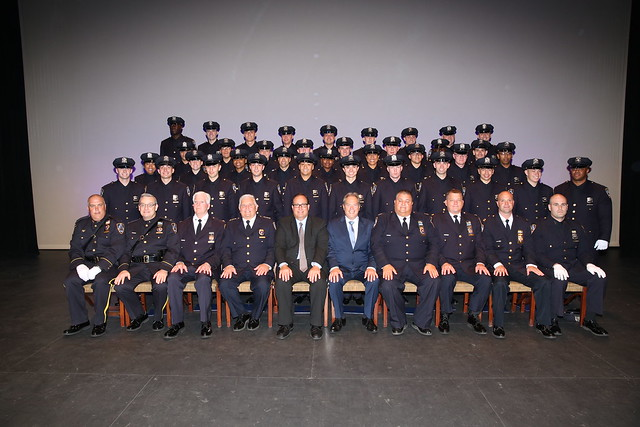 DEP Announces Graduation of 37 New Police Officers