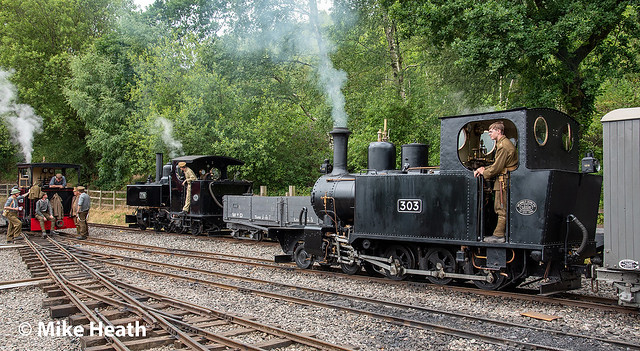 Apedale Valley Light Railway 16 July 2018  (2)