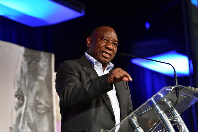 President Cyril Ramaphosa addresses inaugural Drakensberg Inclusive Growth Forum