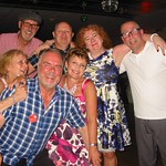 Stephen Newman , Mark and Edwina Cudine , Wendy Quinn and Bob Chappell , Wendy Bower Menzies and GWF , Ilkley Soul Club 1st July 2018