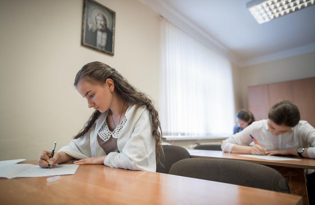 10 июля 2018, Вступительные экзамены на бакалавриат. День 1 / 10 July 2018, Entrance exams for Bachelor program. Day 1