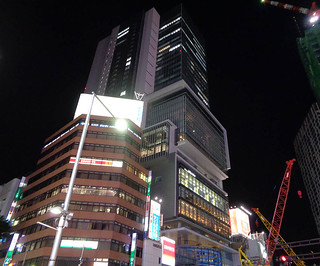 Shibuya by night 63 | by worldtravelimages.net