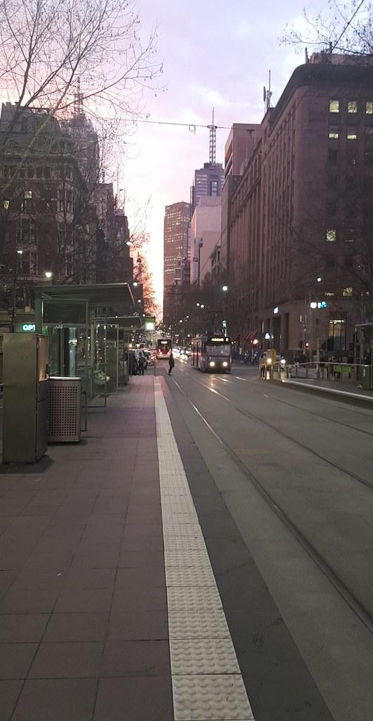 "Photo Competition - photo title ""Melbourne Winter"""