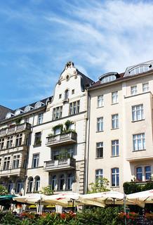 beautiful old buildings in Berlin | by blondgarden