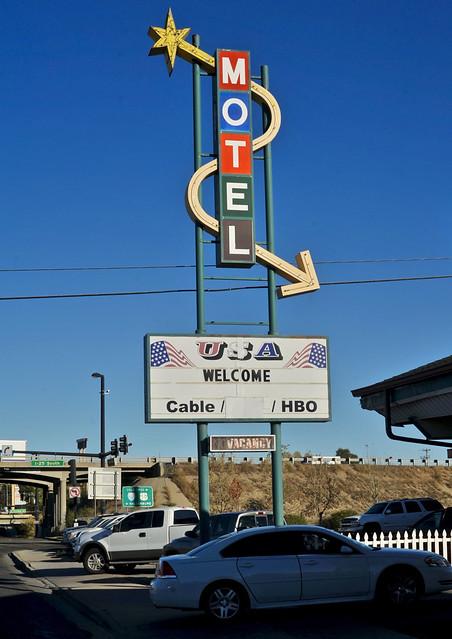USA Motel - Colorado Springs,Colorado