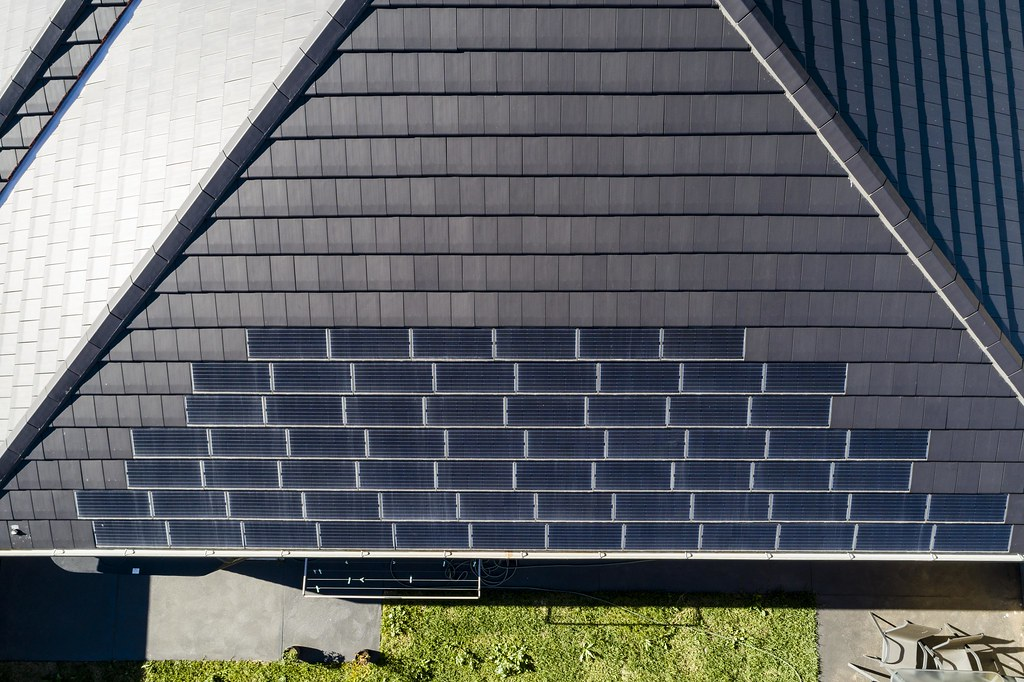 Bristile Solar Roof Tiles - Mirvac Project, Gledswood NSW (5)