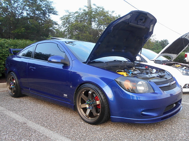 2006 Chevy Cobalt SS | Lost in the 50s Faces of Valor Benefi
