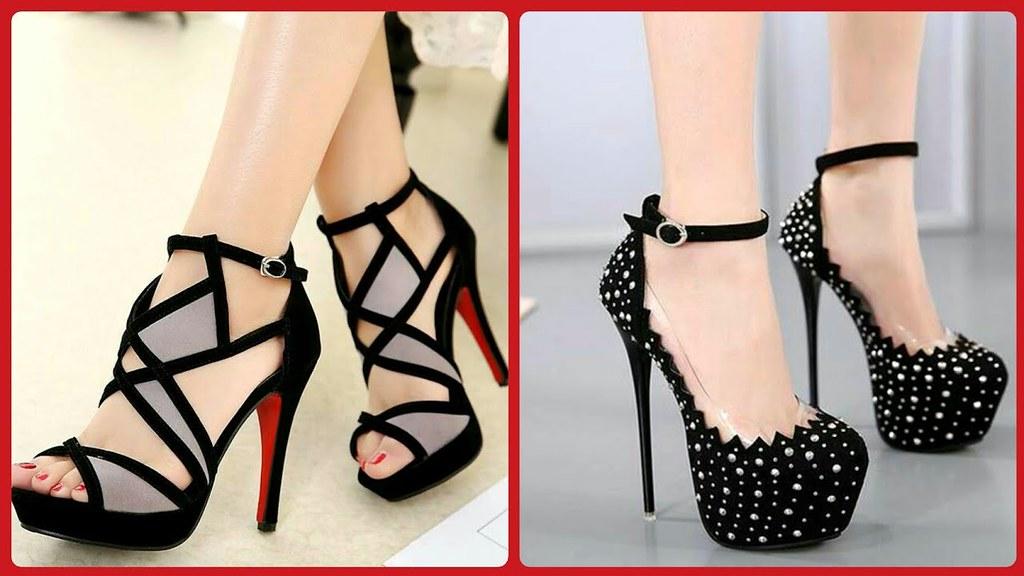 Latest Designer Ladies Heels Collection