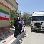 First inbound TIR from Iran (1)