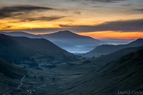newlandsvalleysunrise newlandsvalley mossforce waterfall valley keswick dawn blencathra sunrise lake derwentwater lakedistrict cumbria danielcoyle nikon nikond7100 d7100 uk england view viewpoint camping countryside country nationaltrust natural nature river hills mountains scenic landscape