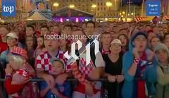 France v Croatia 15/07/18 Final FIFA World Cup Russia 2018 July 15