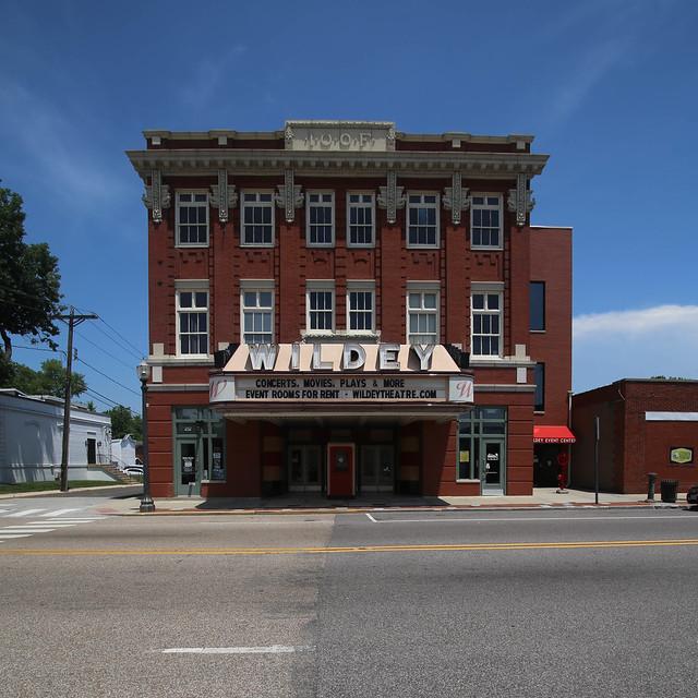 Wildey Theater - Edwardsville, Illinois