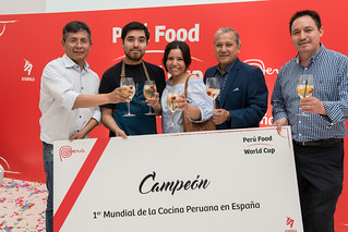 Perú Food World Cup 2018