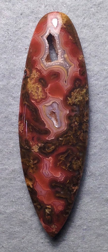 Hijo Del Sol Agate, Mexico   by Agates and Jaspers, Designer Cabs