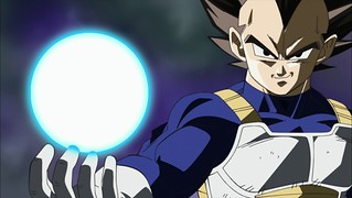 vegeta-of-dragon-ball-super | by DReager100
