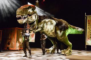 Dinosaur World Live! 2018 | Northern Stage | Flickr