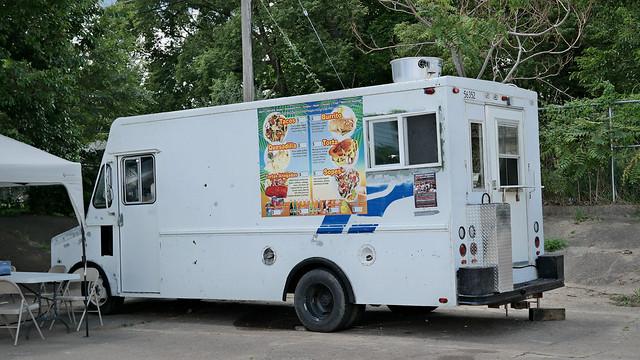 Taquiza Guadalajara Taco Truck in Des Moines, Iowa