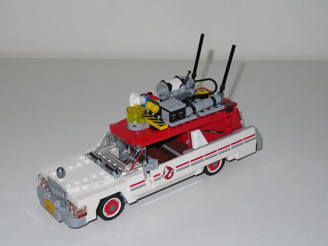 LEGO 75828 Ecto 1