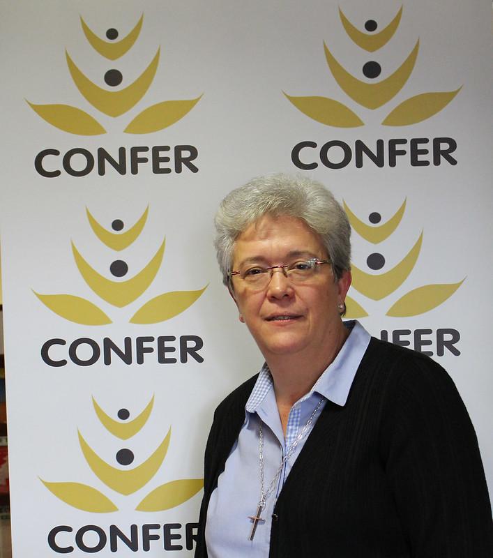 Rosario Ríos, presidenta de Confer